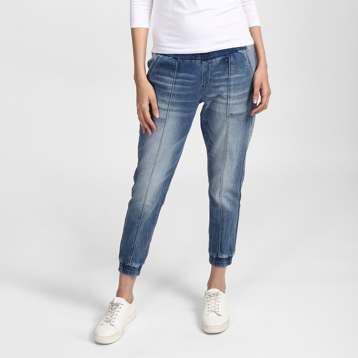 Denizen From Levi S Jogger Fit Women Jeans Blue Price Fashion Our extensive range of fits and styles means we've got a jean for every woman. denizen from levi s jogger fit women jeans blue